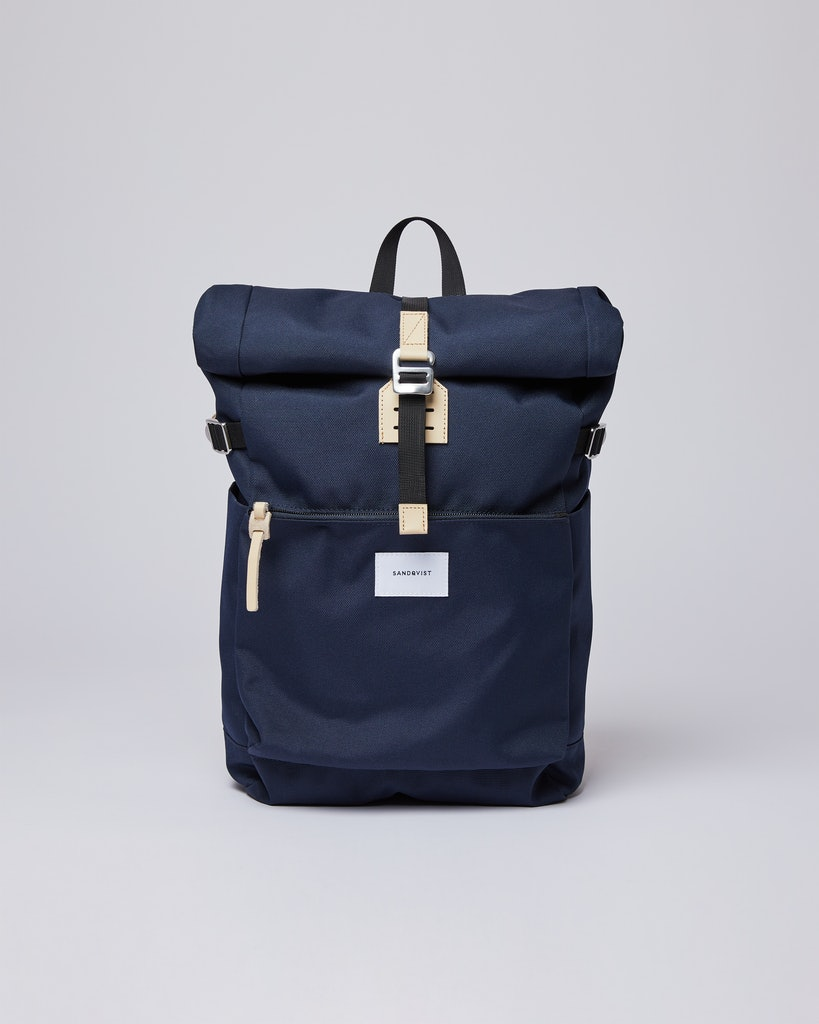 Sandqvist - Backpack - Blue - ILON
