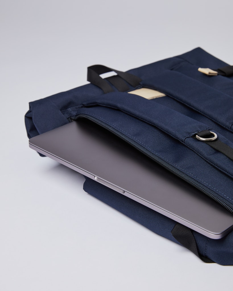 Sandqvist - Backpack - Blue - ILON 5