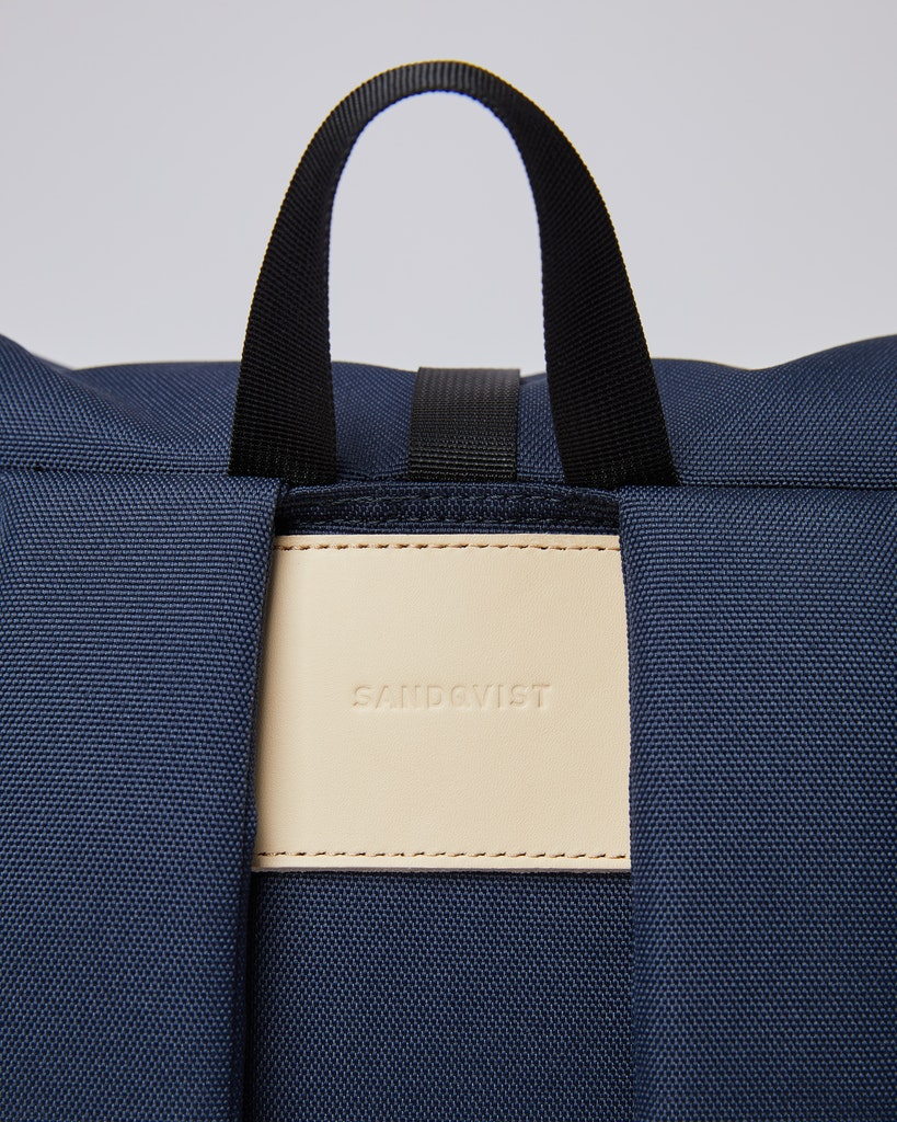 Sandqvist - Backpack - Blue - ILON 4