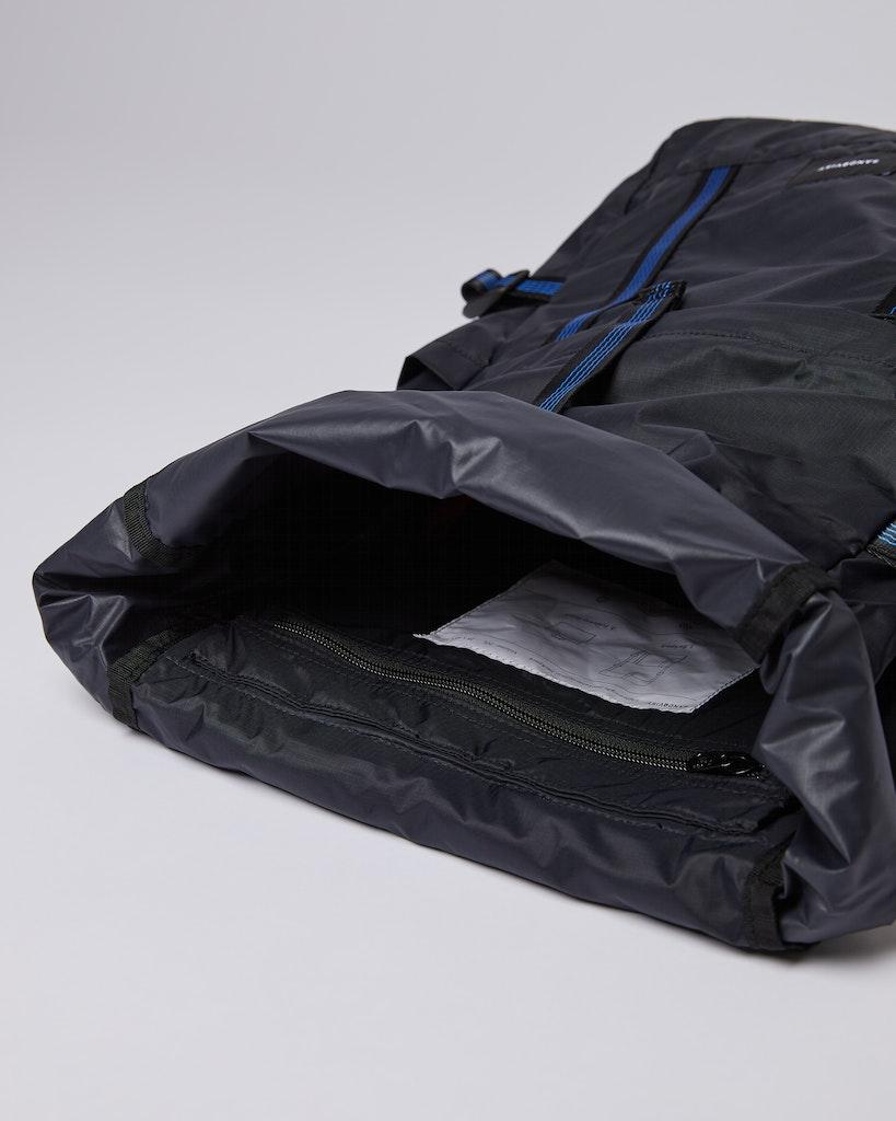 Sandqvist - Backpack - Black - BERNT LW 3