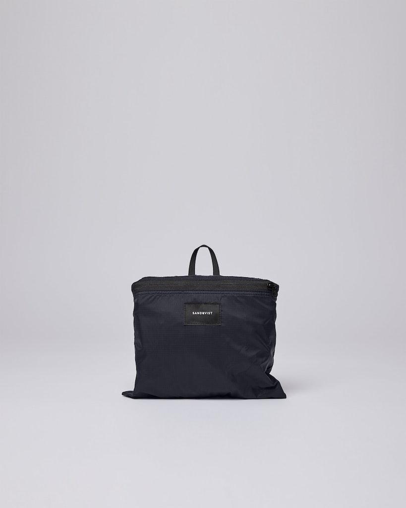 Sandqvist - Backpack - Black - BERNT LW 5