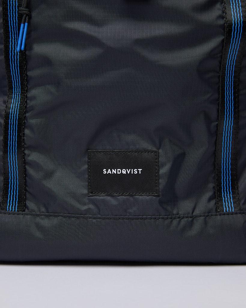 Sandqvist - Backpack - Black - BERNT LW 2