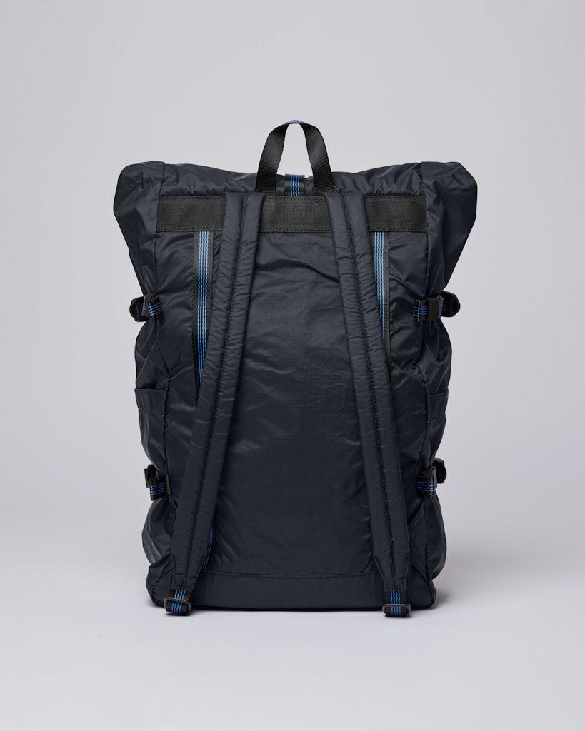 Sandqvist - Backpack - Black - BERNT LW 1