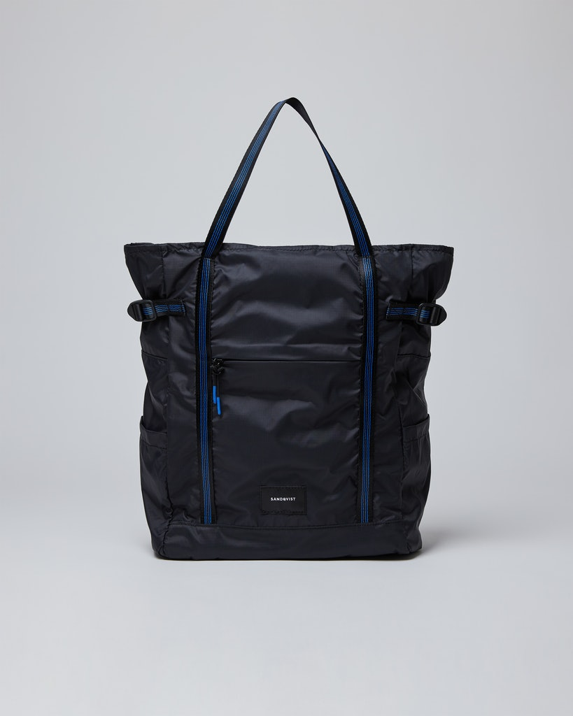 Sandqvist - Backpack - Black - ROGER LW