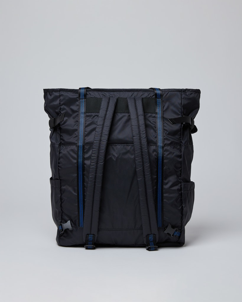 Sandqvist - Backpack - Black - ROGER LW 1