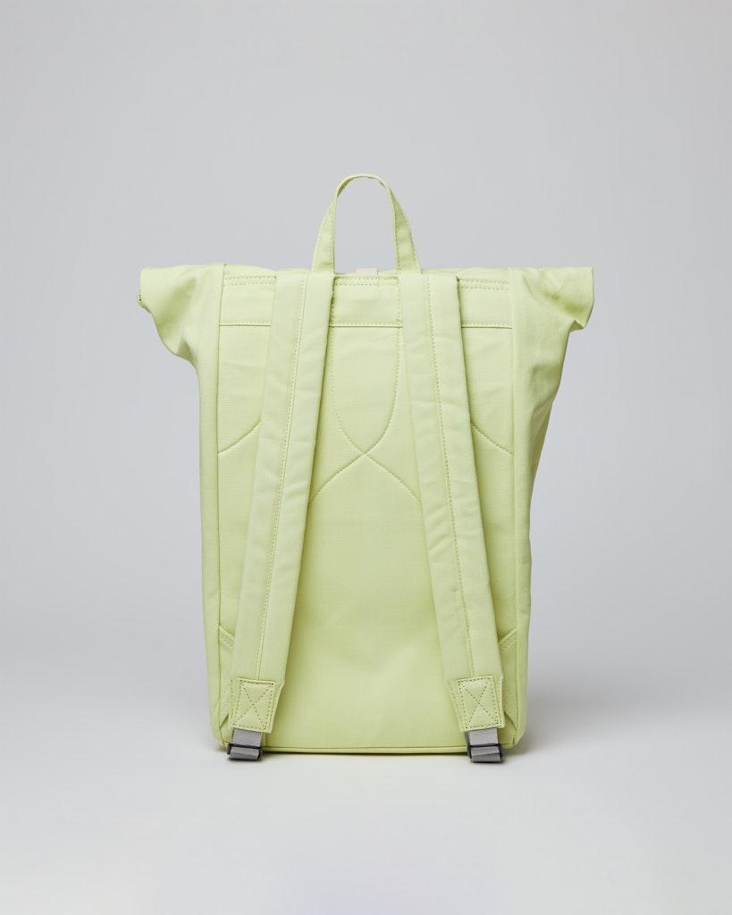 Sandqvist - Backpack - Yellow - DANTE 3