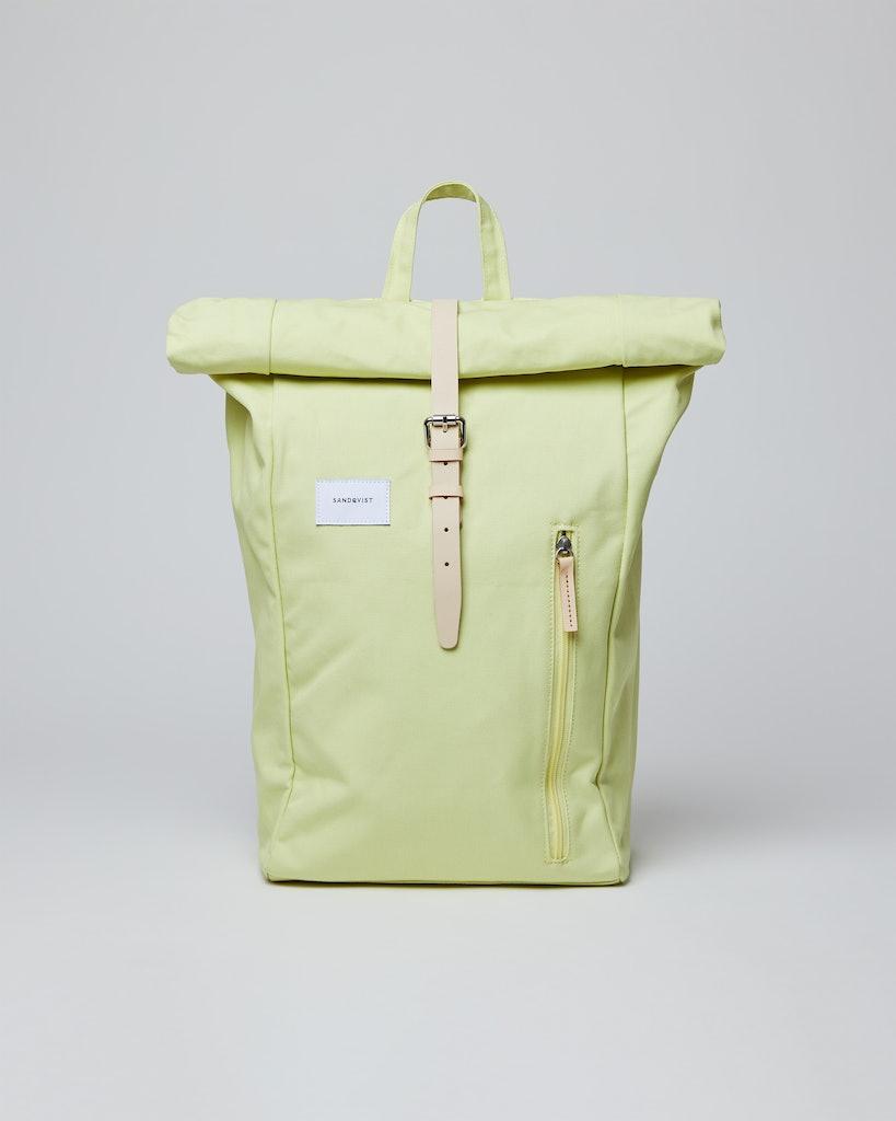 Sandqvist - Backpack - Yellow - DANTE