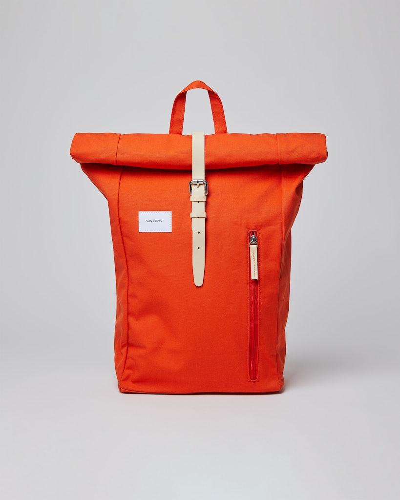 Sandqvist - Backpack - Red - DANTE