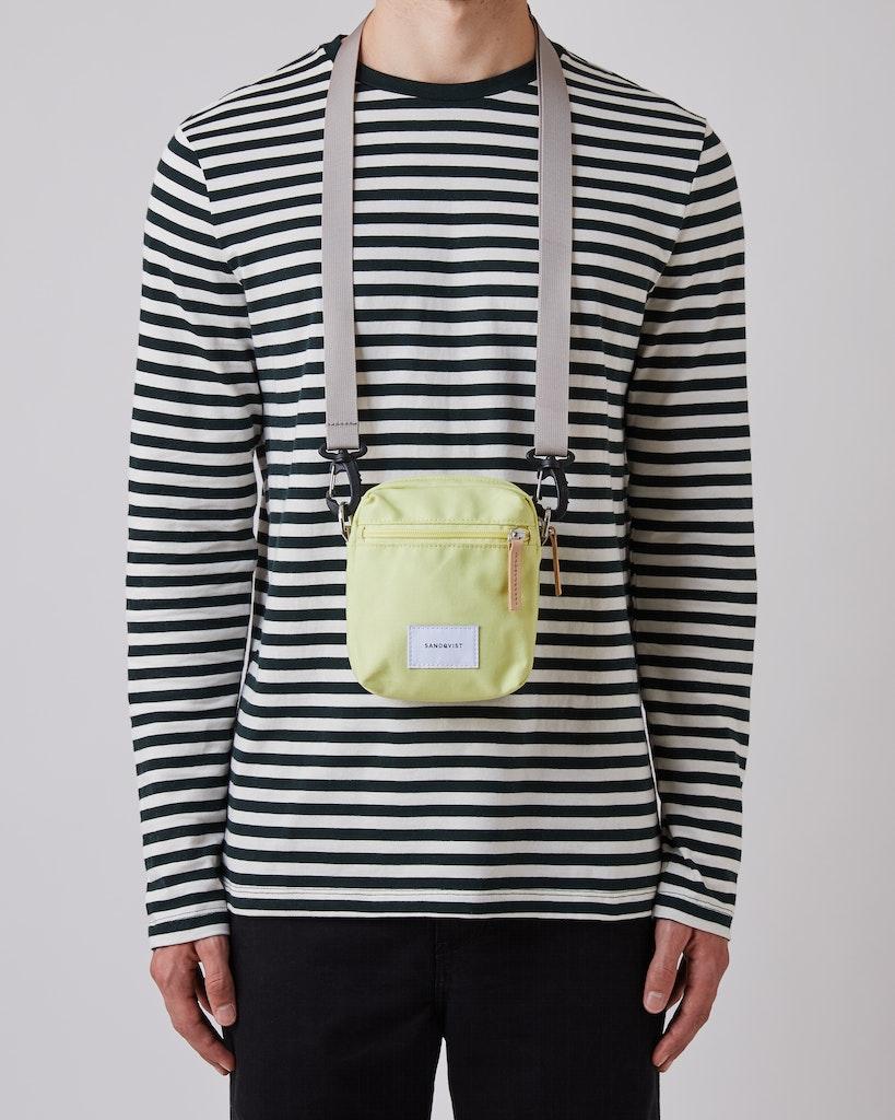 Sandqvist - Shoulder bag - Yellow - SIXTEN 4