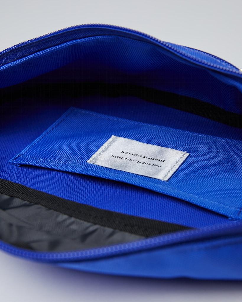Sandqvist - Bum bag - Blue - ASTE 4