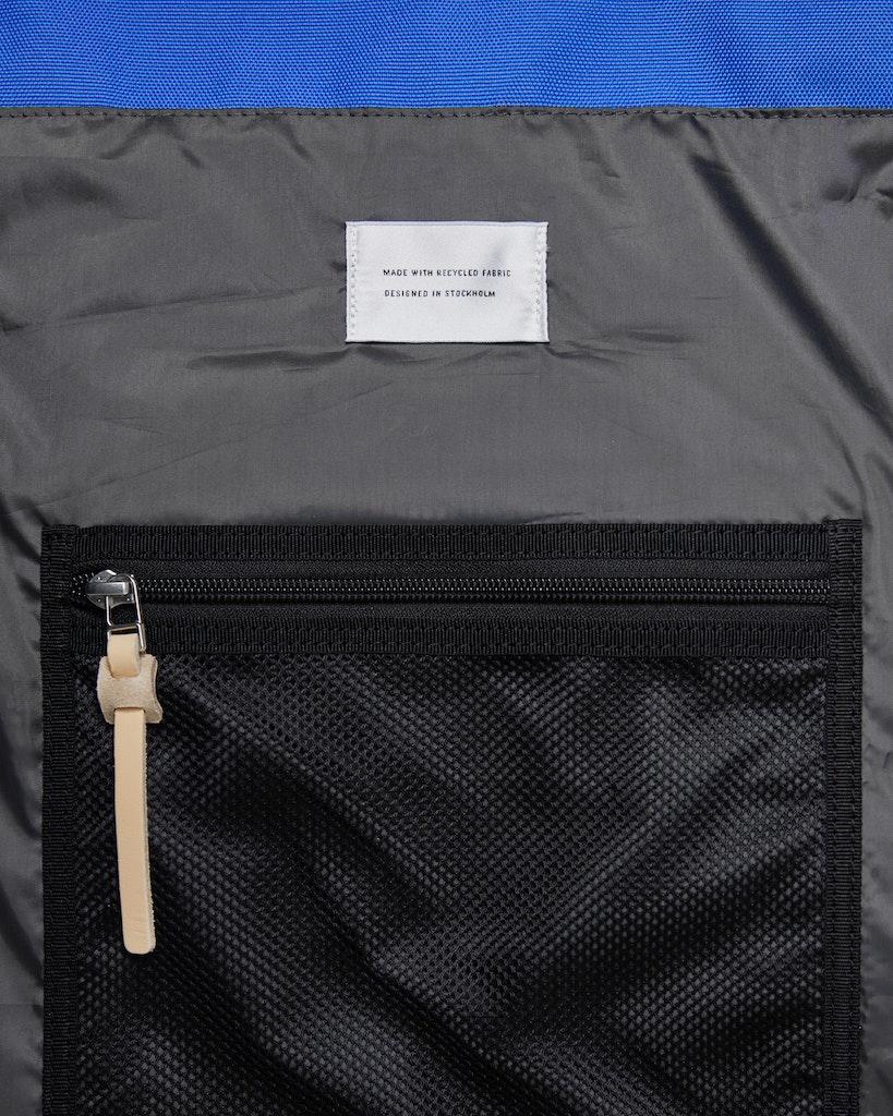 Sandqvist - Backpack - Blue - BERNT 6