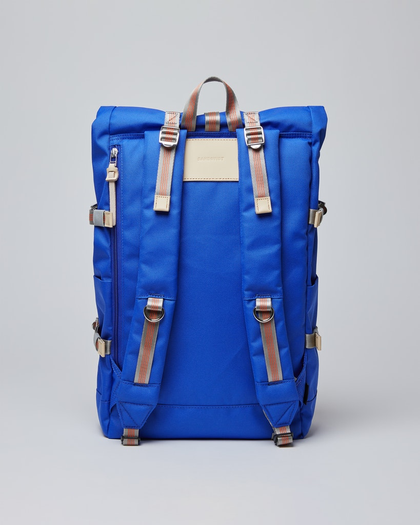 Sandqvist - Backpack - Blue - BERNT 3