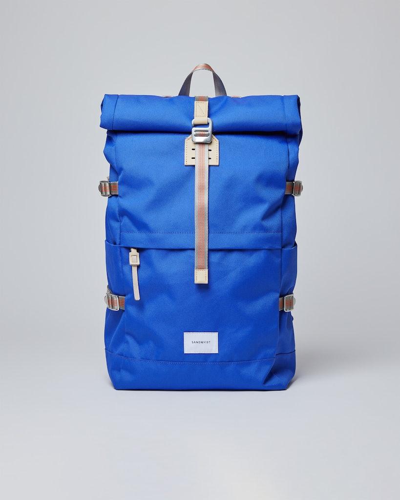 Sandqvist - Backpack - Blue - BERNT