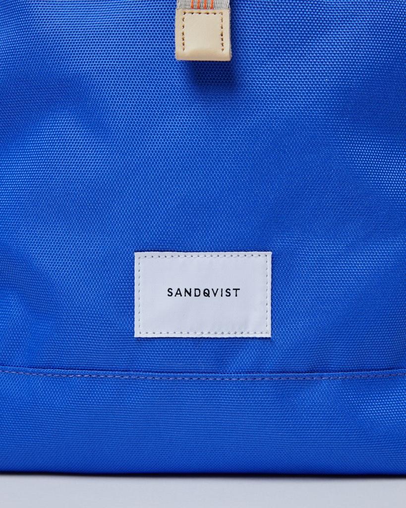 Sandqvist - Backpack - Blue - BERNT 1
