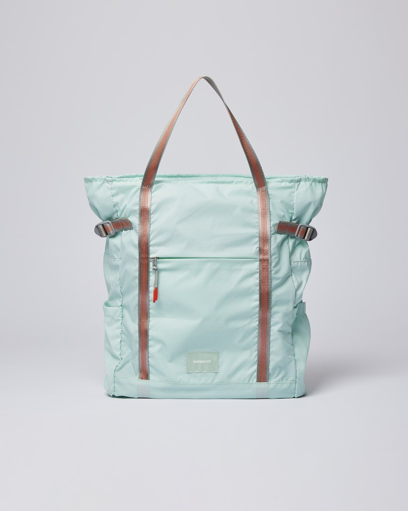 Sandqvist - Backpack - Blue - ROGER LW