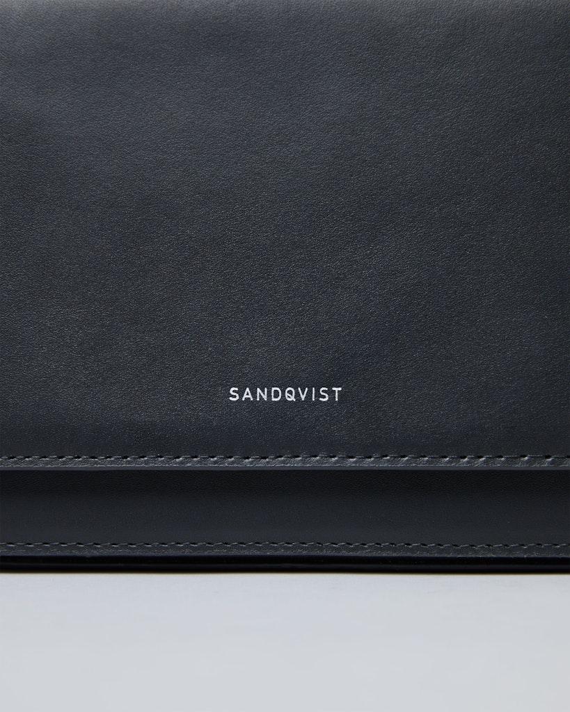 Sandqvist - Shoulder bag - Black - ALMA 1