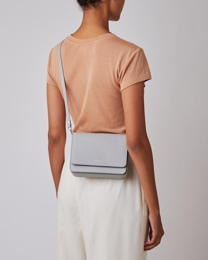 Sandqvist - Shoulder bag - Grey - ALMA 4