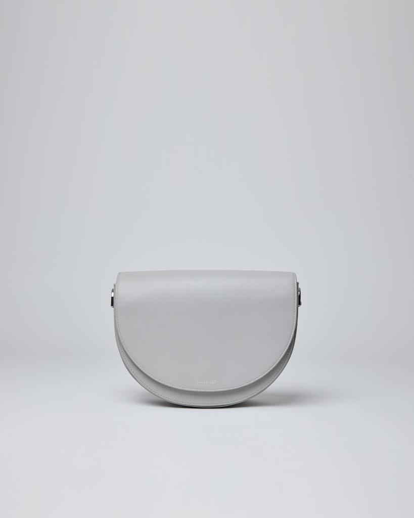 Sandqvist - Shoulder bag - Grey - SELMA LEATHER