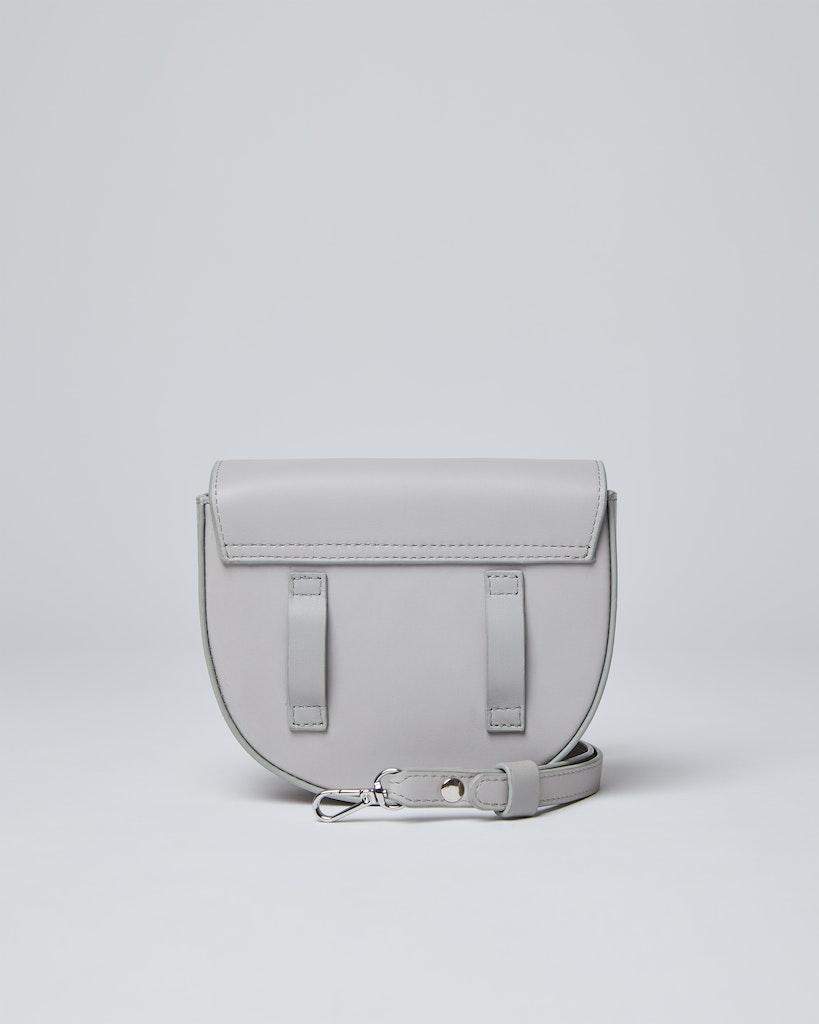 Sandqvist - Shoulder bag - Grey - VENDELA LEATHER 1