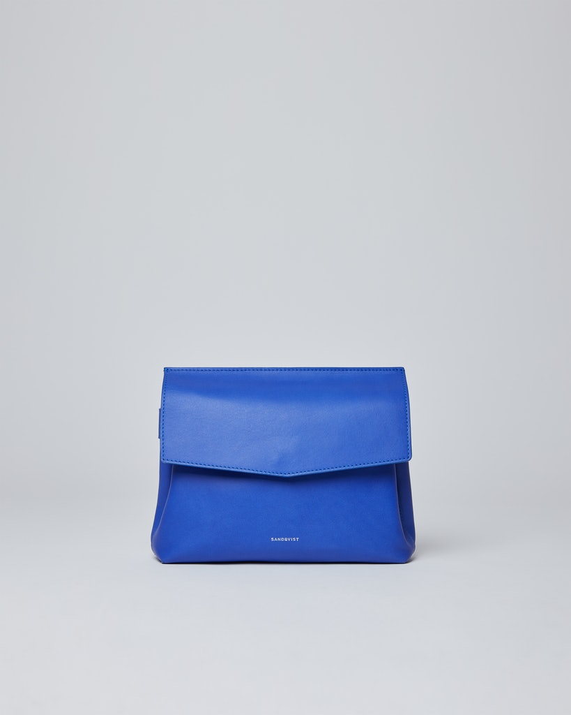 Sandqvist - Shoulder bag - Blue - SIGNE