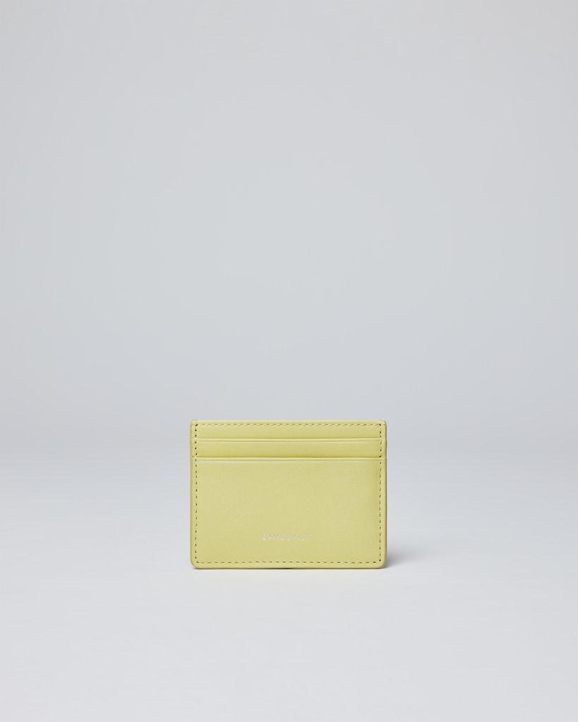 Sandqvist - Wallet - Yellow - FRED