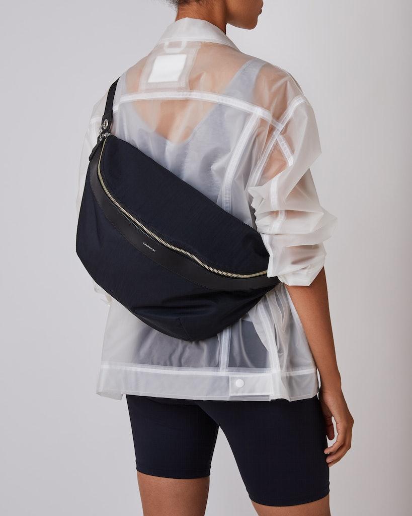 Sandqvist - Bum bag - Black - SERAFINA 2