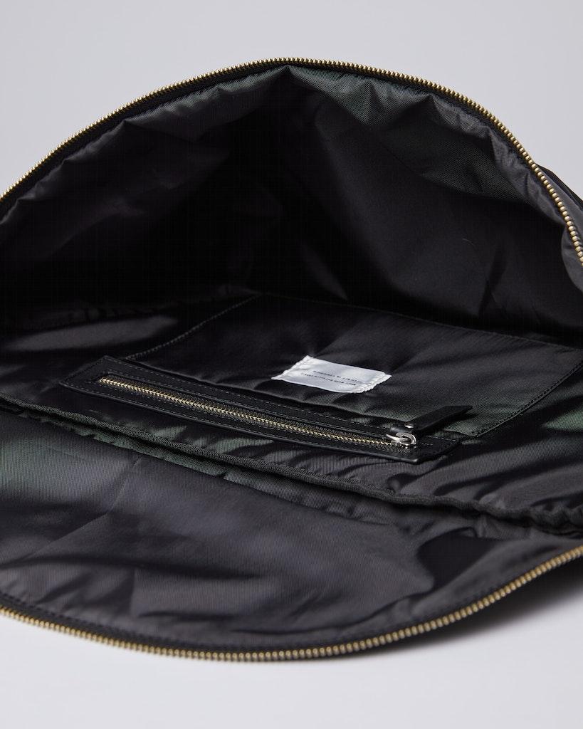 Sandqvist - Bum bag - Black - SERAFINA 6