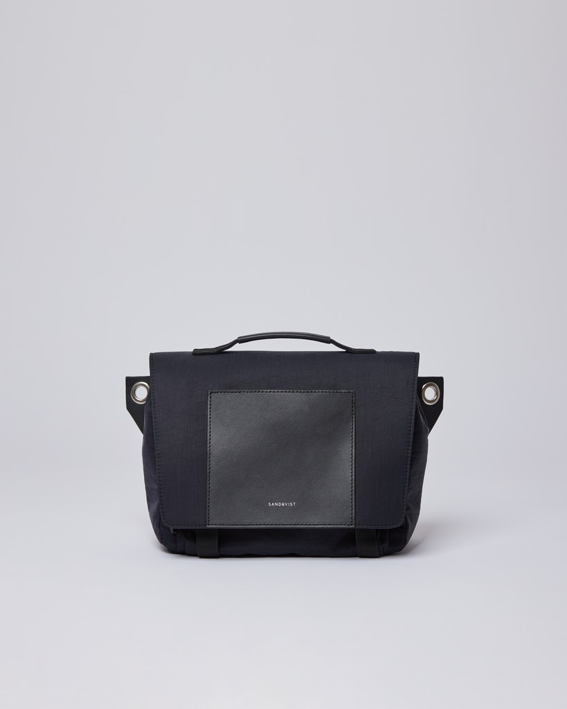 Sandqvist - Shoulder bag - Black - SOLVEIG