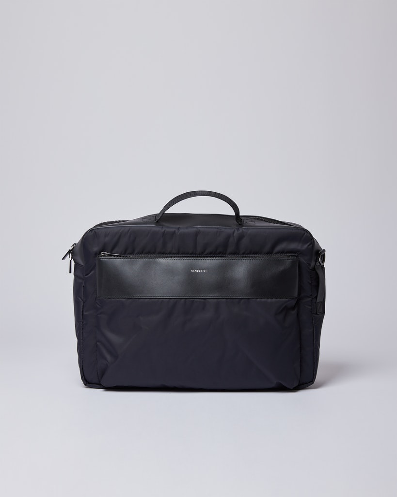 Sandqvist - Messenger bag - Black - SVEN