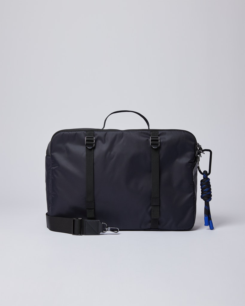 Sandqvist - Messenger bag - Black - SVEN 1