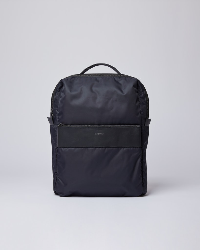 Sandqvist - Backpack - Black - VALDEMAR