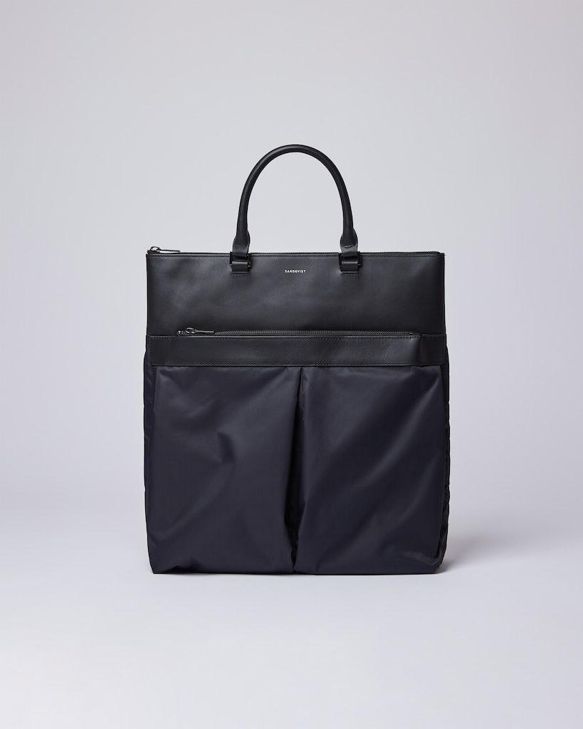 Sandqvist - Tote Bag - Black - ANDRES