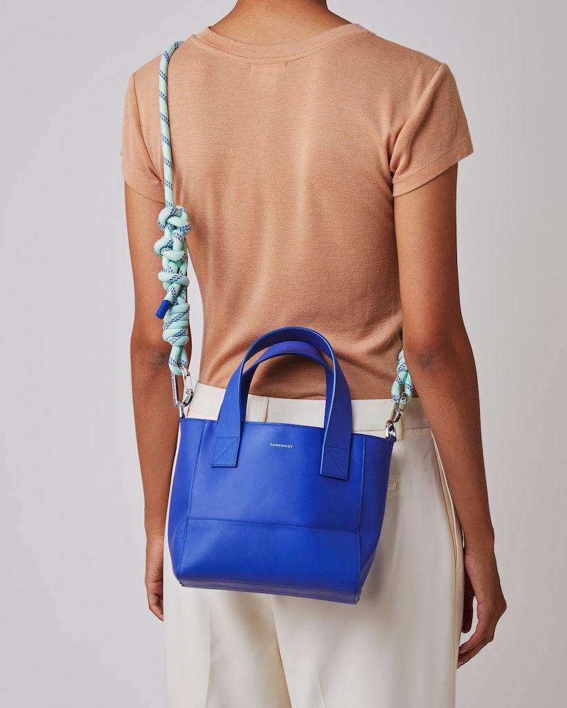 Sandqvist - Shoulder bag - Blue - JUDY 2