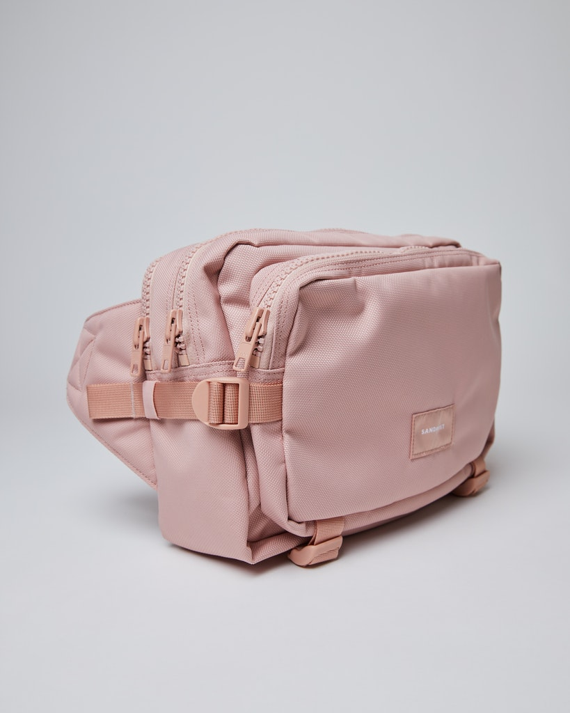 Sandqvist - Bum bag - Pink - EVEN 4