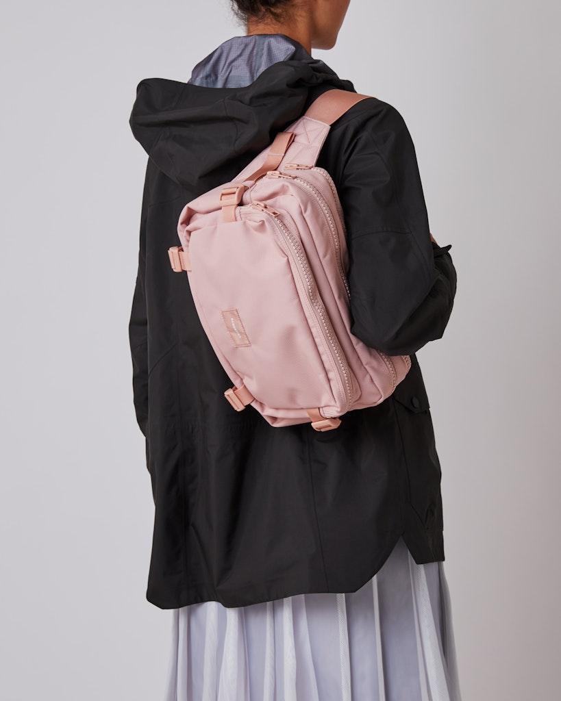 Sandqvist - Bum bag - Pink - EVEN 2