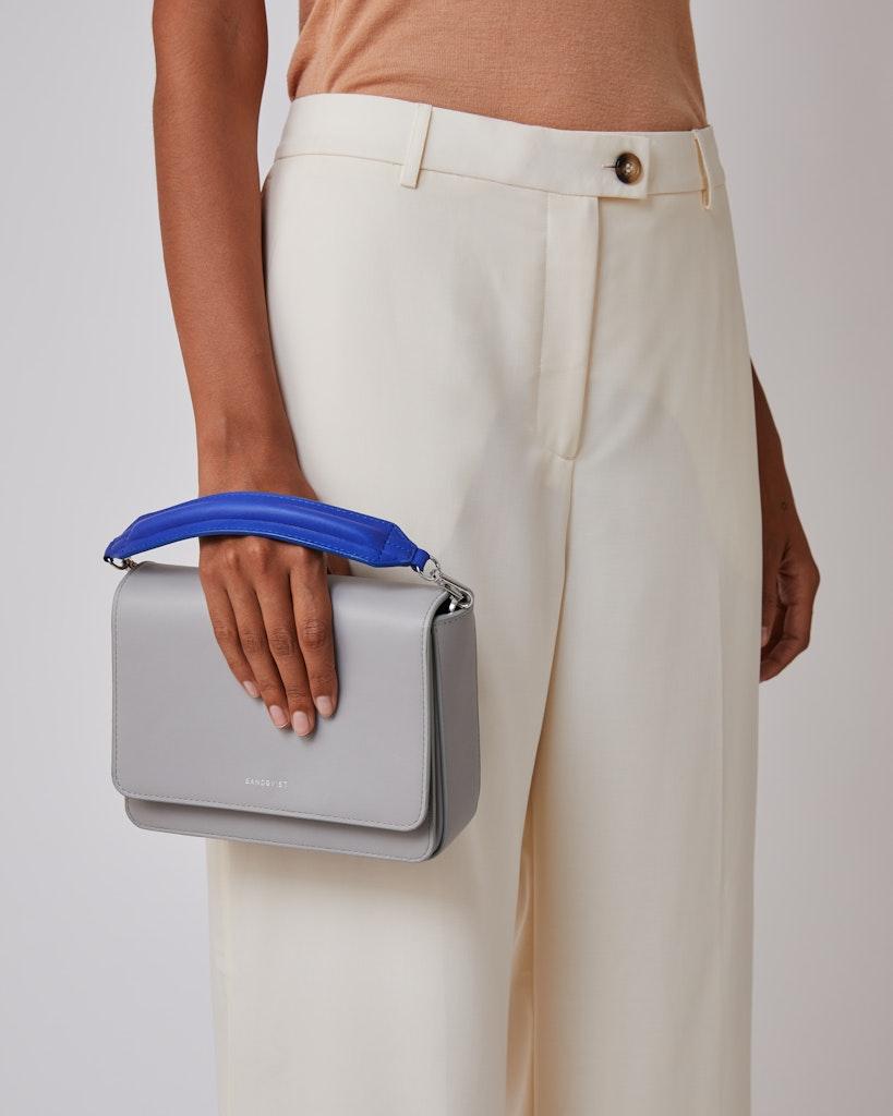 Sandqvist - Shoulder strap - Blue - BAG STRAP 2