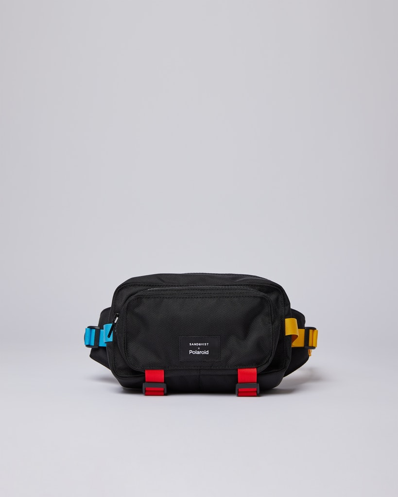 Sandqvist x Polaroid — Paris Bum Bag