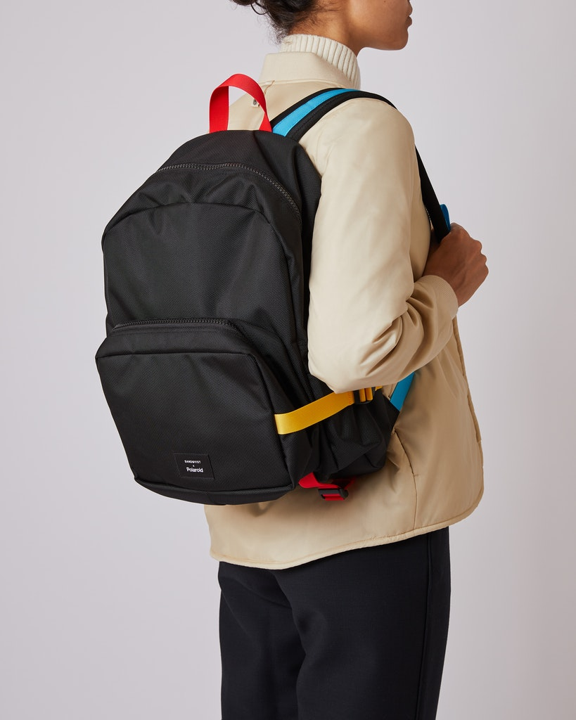 Sandqvist x Polaroid – London Backpack 2