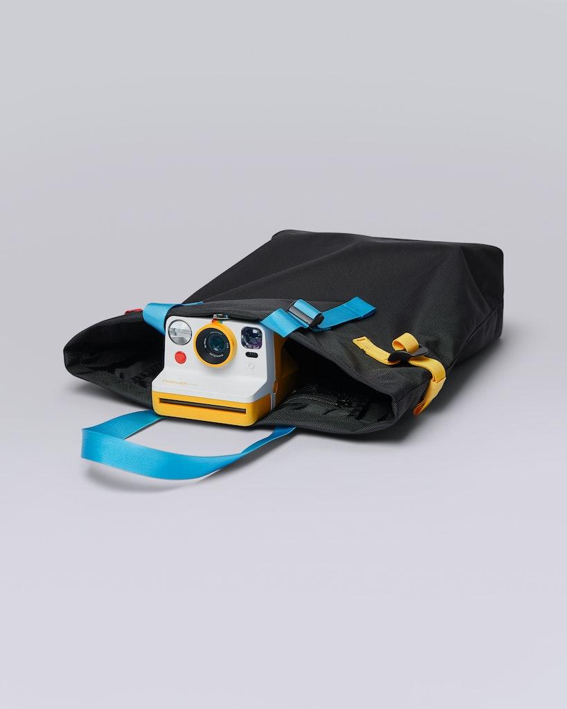 Sandqvist x Polaroid – Stockholm Tote 4