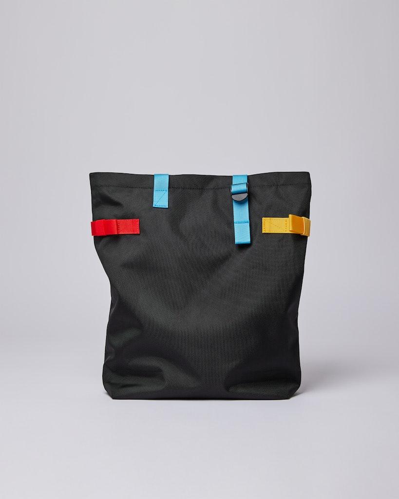 Sandqvist - Tote Bag - Svart - STOCKHOLM 3