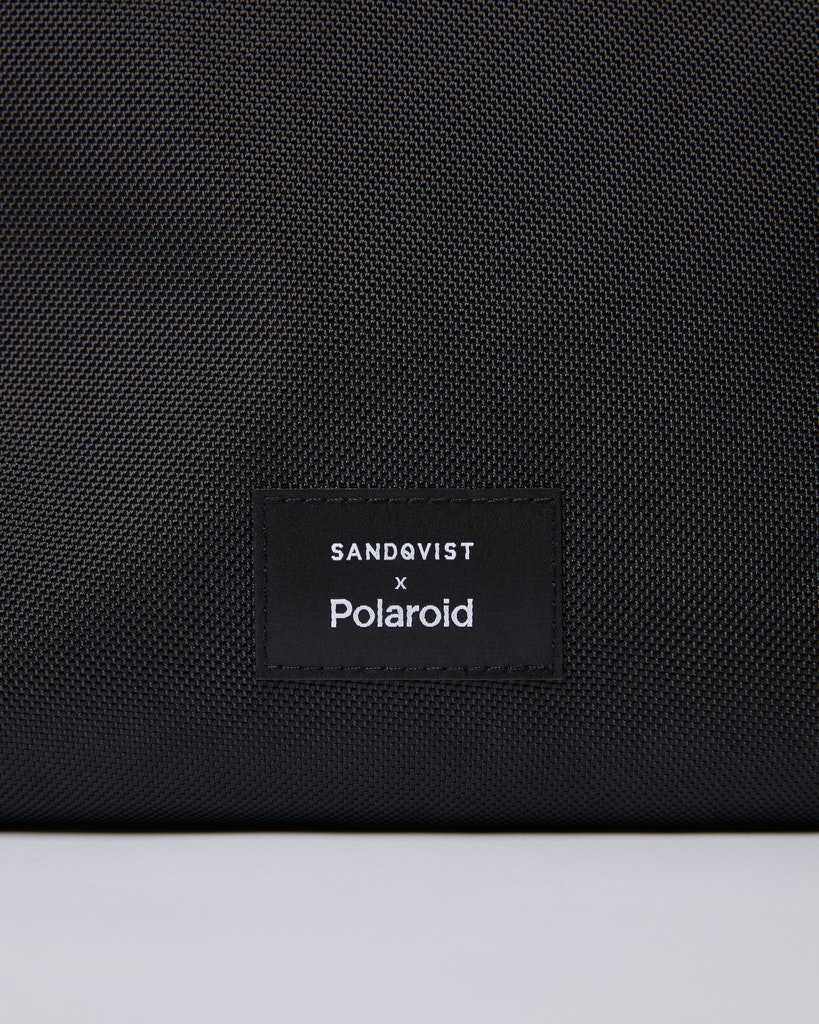 Sandqvist x Polaroid – Stockholm Tote 1
