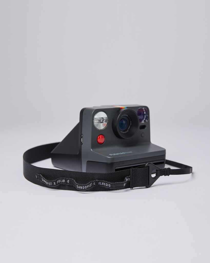 Sandqvist x Polaroid – Berlin Camera Strap 3
