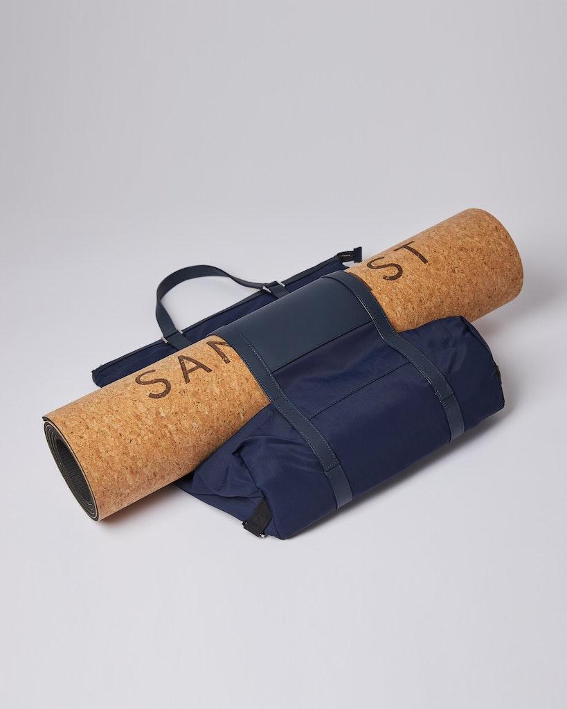 Sandqvist - Backpack - Blue - MARTA 6