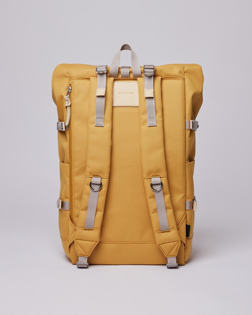 Sandqvist - Backpack - Yellow - BERNT 3