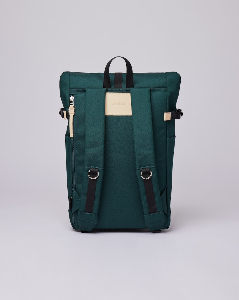 Sandqvist - Backpack - Dark Green - ILON 2