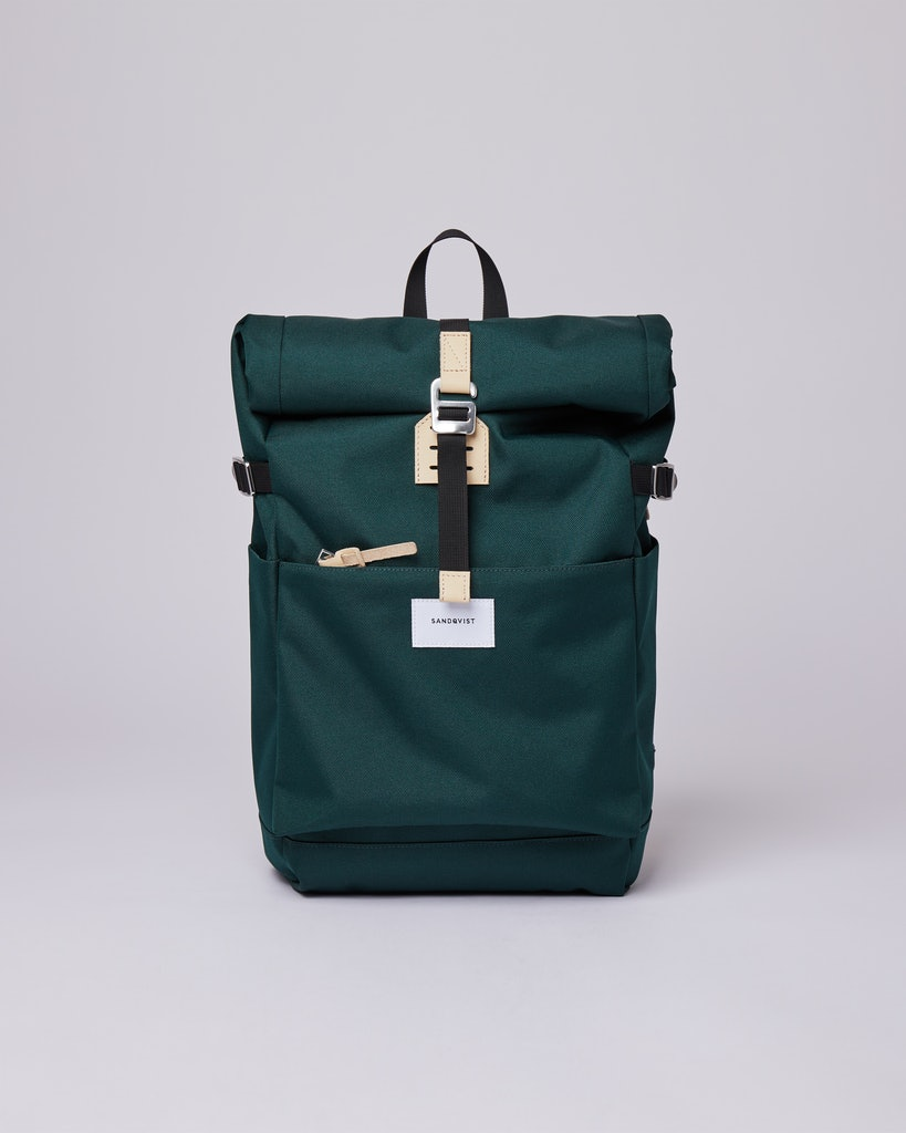 Sandqvist - Backpack - Dark Green - ILON