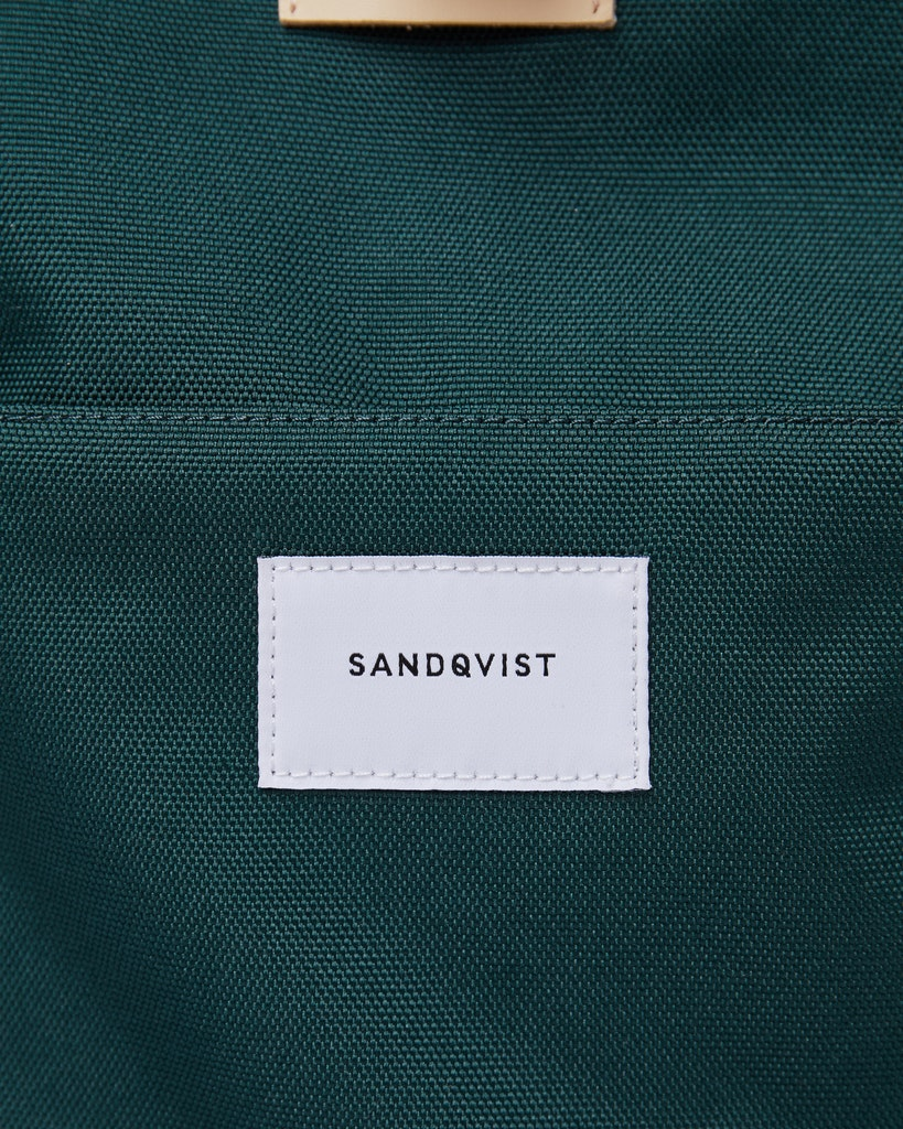 Sandqvist - Backpack - Dark Green - ILON 1