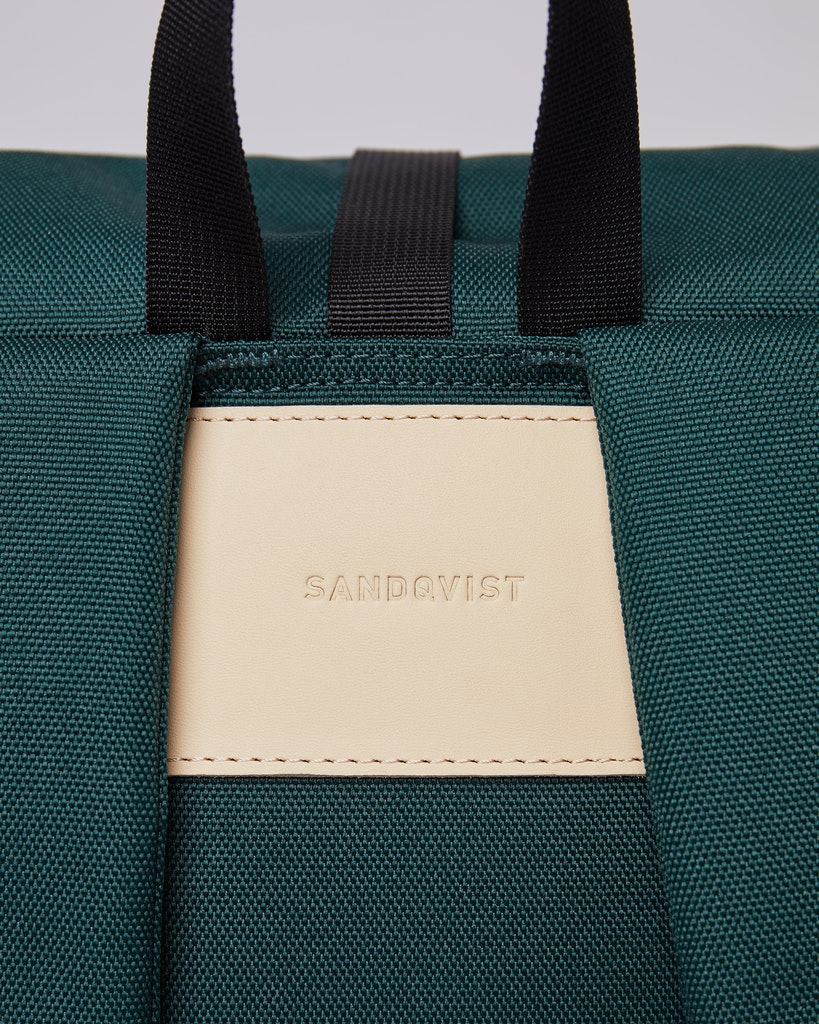 Sandqvist - Backpack - Dark Green - ILON 3