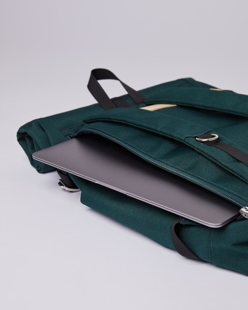 Sandqvist - Backpack - Dark Green - ILON 4