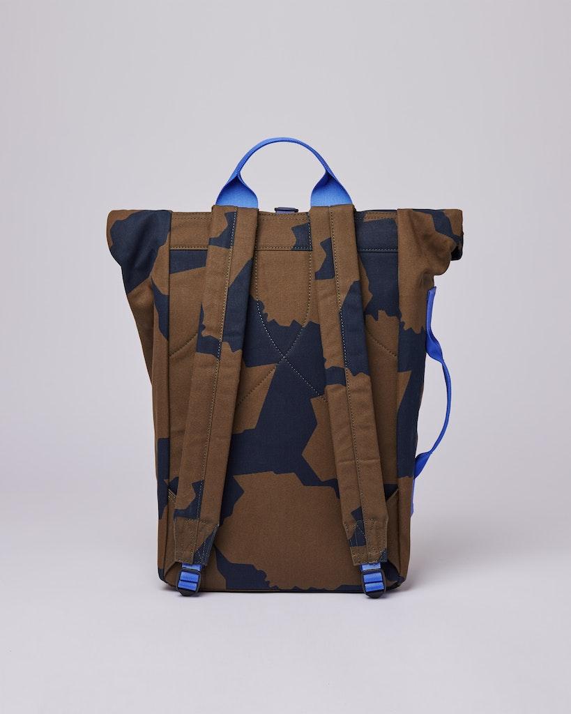 Sandqvist - Backpack - Neeric - Print - DANTE METAL HOOK 3